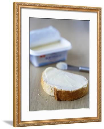 Slice of Buttered Bread-Veronique Leplat-Framed Photographic Print