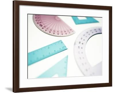 Geometry Set-Lawrence Lawry-Framed Photographic Print