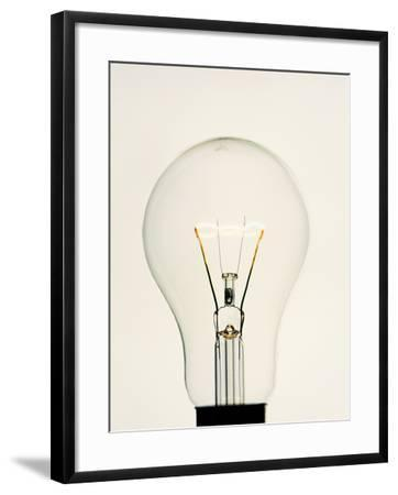 Electric Light Bulb-Lawrence Lawry-Framed Photographic Print