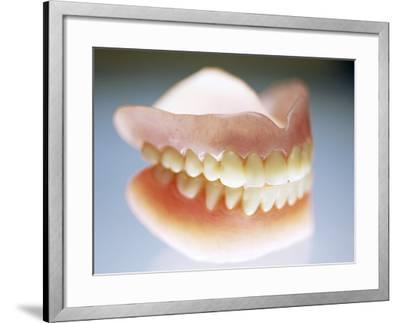 False Teeth-Lawrence Lawry-Framed Photographic Print