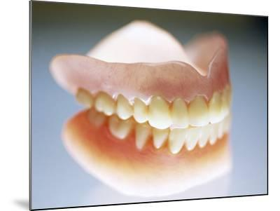 False Teeth-Lawrence Lawry-Mounted Photographic Print