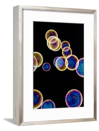 Soap Bubbles-Lawrence Lawry-Framed Photographic Print