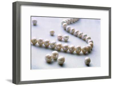 Pearl Necklace-Lawrence Lawry-Framed Photographic Print