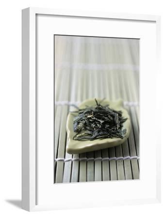 Japanese Sencha Green Tea-Veronique Leplat-Framed Photographic Print