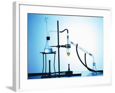 Organic Synthesis-Andrew Lambert-Framed Photographic Print