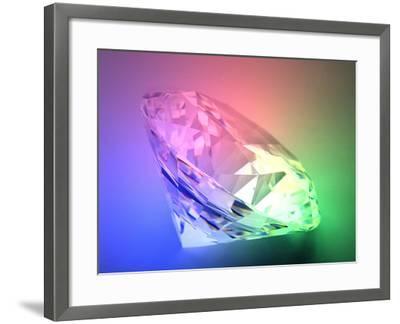 Diamond-Lawrence Lawry-Framed Photographic Print