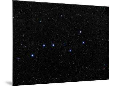 The Plough Asterism In Ursa Major-Eckhard Slawik-Mounted Photographic Print