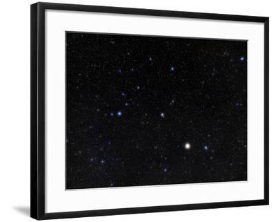 Bootes Constellation-Eckhard Slawik-Framed Photographic Print