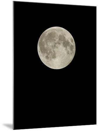 Full Moon-Eckhard Slawik-Mounted Photographic Print