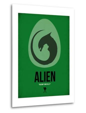 Alien-David Brodsky-Metal Print