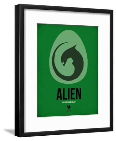 Alien-David Brodsky-Framed Art Print