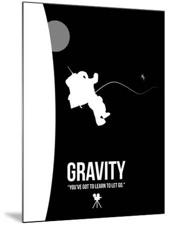 Gravity-David Brodsky-Mounted Art Print