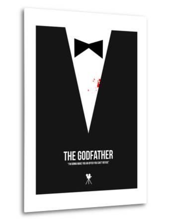 The Godfather-David Brodsky-Metal Print