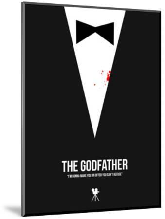 The Godfather-David Brodsky-Mounted Premium Giclee Print