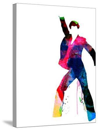 Fever Watercolor-Lora Feldman-Stretched Canvas Print