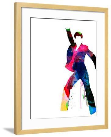 Fever Watercolor-Lora Feldman-Framed Art Print