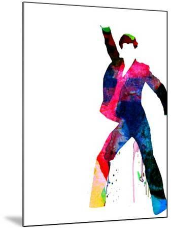 Fever Watercolor-Lora Feldman-Mounted Art Print