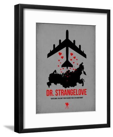 Strangelove-David Brodsky-Framed Art Print