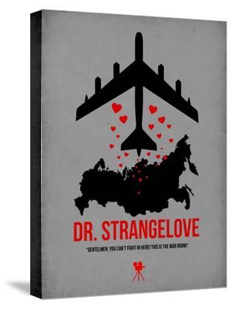 Strangelove-David Brodsky-Stretched Canvas Print