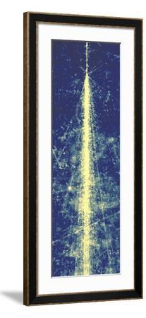 High-energy Cosmic Ray-Powell, Fowler and Syred-Framed Photographic Print