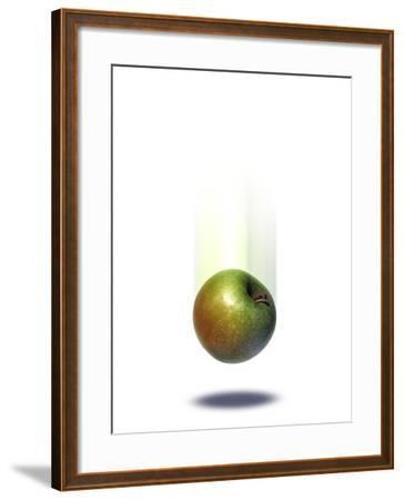 Gravity, Conceptual Artwork-Detlev Van Ravenswaay-Framed Photographic Print