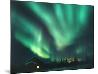 Aurora Borealis-Chris Madeley-Mounted Photographic Print