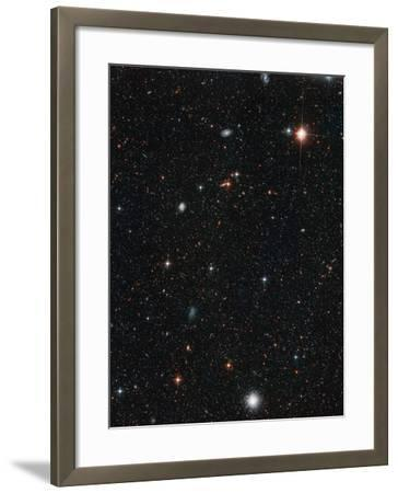 Halo Stars In Andromeda Galaxy--Framed Photographic Print