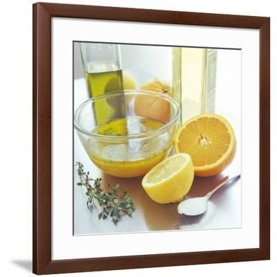 Salad Dressing-David Munns-Framed Photographic Print