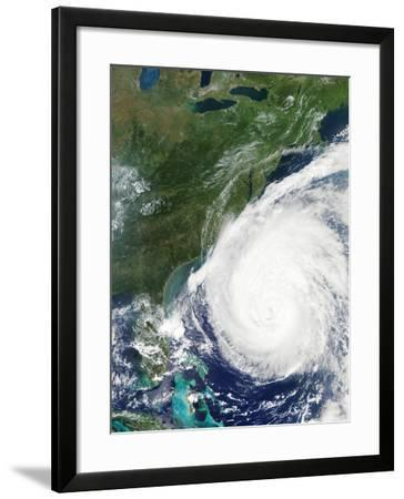 Hurricane Isabel, 17th September 2003--Framed Photographic Print