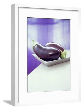Aubergines-David Munns-Framed Photographic Print