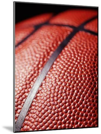 Basketball-Tony McConnell-Mounted Photographic Print
