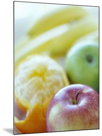 Fruits-David Munns-Mounted Photographic Print