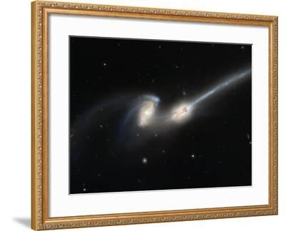 Mice Colliding Galaxies--Framed Photographic Print