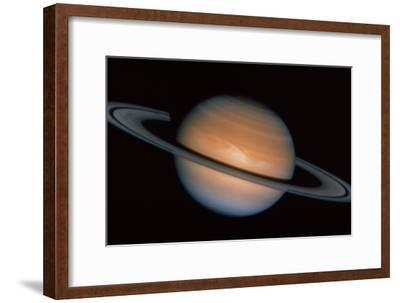 Saturn--Framed Photographic Print