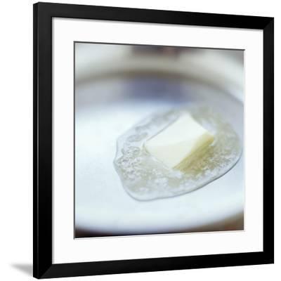 Melting Butter-David Munns-Framed Photographic Print