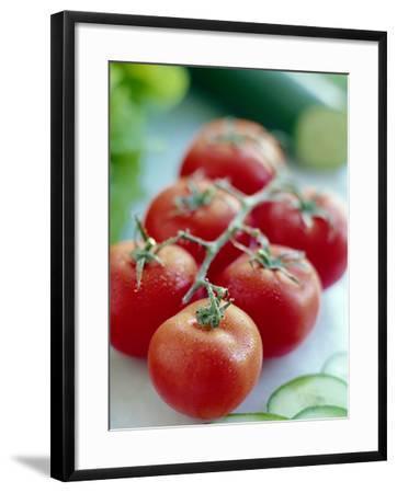 Tomatoes-David Munns-Framed Photographic Print