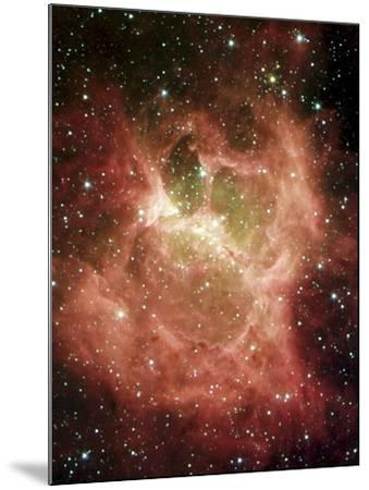 DR6 Nebula--Mounted Photographic Print