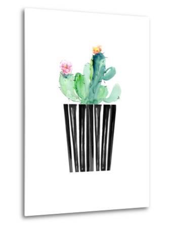 Nice Cactus-Dakota London-Metal Print