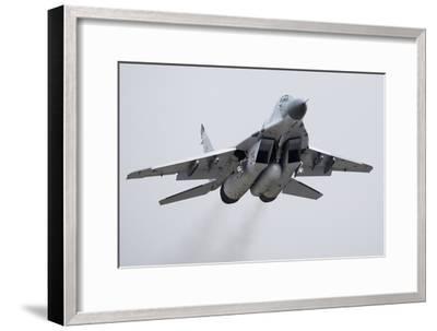 MiG-29 Fighter Jet-Ria Novosti-Framed Photographic Print