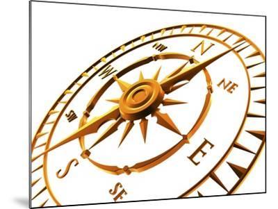 Compass Rose-PASIEKA-Mounted Photographic Print