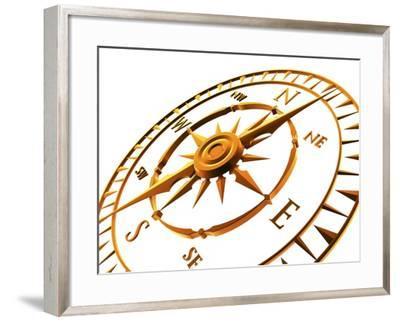 Compass Rose-PASIEKA-Framed Photographic Print