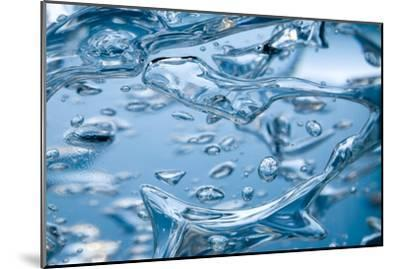 Bubbles In Gel-like Liquid-PASIEKA-Mounted Photographic Print