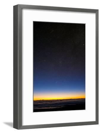 Night Sky-David Nunuk-Framed Photographic Print