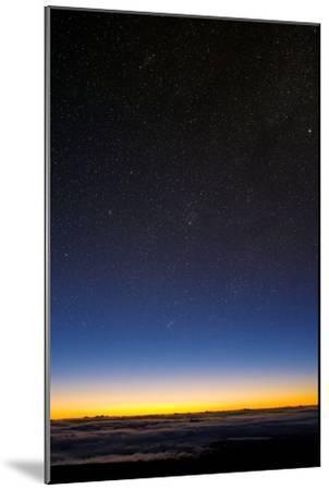 Night Sky-David Nunuk-Mounted Photographic Print