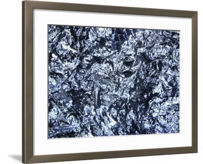 Silicon, Macrophotograph-PASIEKA-Framed Photographic Print