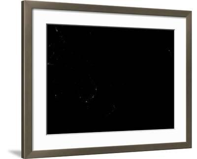 Oceania At Night-PLANETOBSERVER-Framed Photographic Print