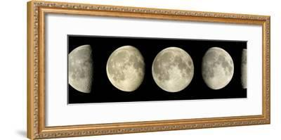 Phases of the Moon-Pekka Parviainen-Framed Photographic Print