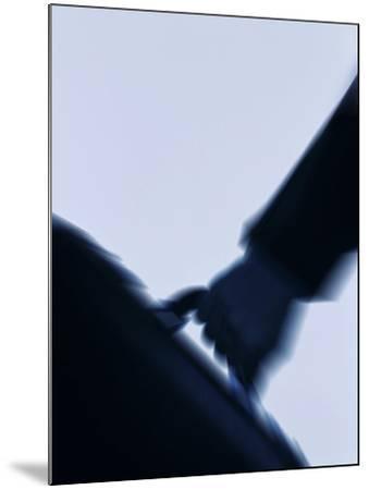 Briefcase-PASIEKA-Mounted Photographic Print