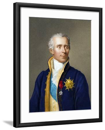 Pierre Simon, Marquis De Laplace-Maria Platt-Evans-Framed Photographic Print