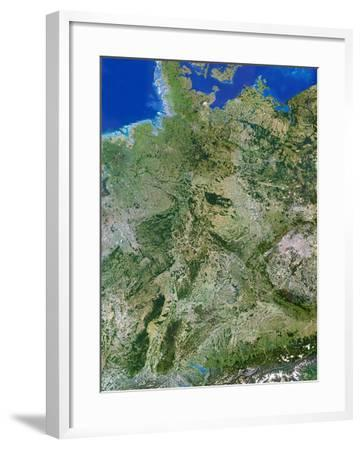 Germany-PLANETOBSERVER-Framed Photographic Print